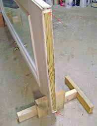 Exterior Door Insulation Strip by How To Repair A Rotted Door Bottom And Weatherstrip