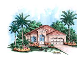 Mediterranean Style Home Plans by Small Caribbean Style House Plans House Design Plans