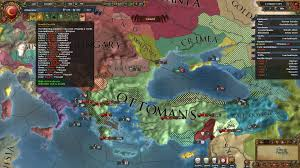 Constantinople Europe Map Free Here by Orthodox Ottomans With Orthodox Constantinople As Capital Eu4