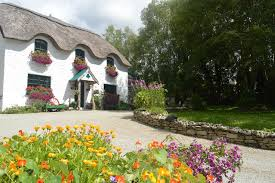 Thatched Cottage Ireland by Bed And Breakfast Lissyclearig Thatched Kenmare Ireland