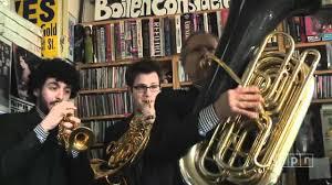 npr small desk canadian brass npr music tiny desk concert youtube