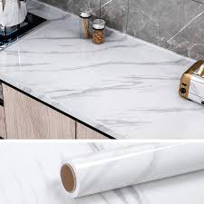 kitchen cabinet marble top veelike white marble counter top covers peel and stick wallpaper self adhesvie white waterproof removable wall paper marble contact paper decorative
