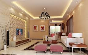 home interior design with wallpaper rift decorators