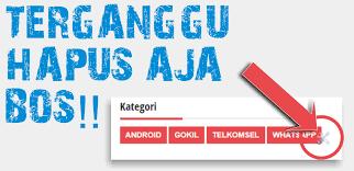 blogger atau blogspot cara menghapus icon obeng dan tang di blogger atau blogspot jos banget