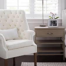 White Armchair Design Ideas White Tufted Chair Design Ideas