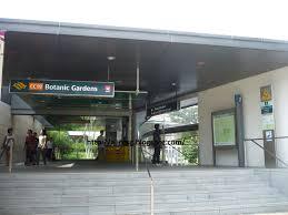 Botanic Garden Mrt Alicesg Singaporemyhome Skywatch Friday Botanic Garden Singapore