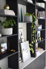 The Home Interior Best 25 Black Shelves Ideas On Pinterest Cool Retail Salon