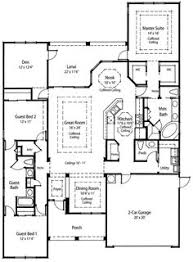 ranch traditional house plan 95968 level one floor plans