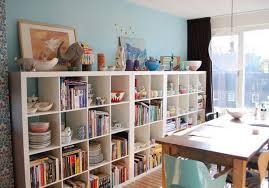 Expedit Ikea Bookcase Ikea Bookshelves Take A Stand On Versatility U2013 23 Creative Ideas
