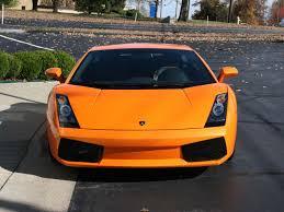 Lamborghini Gallardo Orange - 2008 lamborghini gallardo e gear coupe