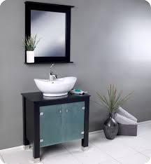 bathroom small bathroom design with dark ronbow vanities and