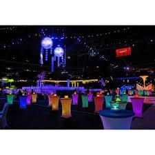 wholesale led under table lights led disklyte lights up cocktail tables buydisklyte under table
