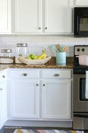 how to put up tile backsplash in kitchen faux subway tile backsplash wallpaper