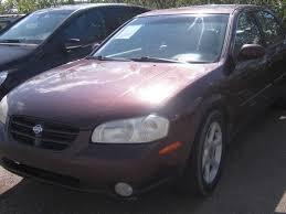 convertible nissan maxima 2000 nissan maxima dark purple gary hanna auctions