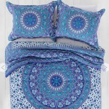 Purple Paisley Comforter Purple Blue Paisley Bedding On The Hunt