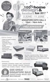 home design expo singapore 100 home design furniture fair 2017 at singapore expo from 3 11