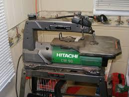 hitachi table saw price review hitachi cw 40 16 scroll saw by mrsn lumberjocks com