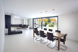 Wohnzimmer Raumteiler Moderner Kamin Als Raumteiler Zwischen Wohn Und Esszimmer