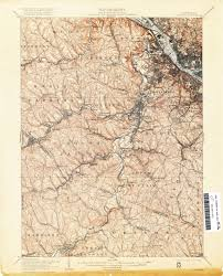 Har Map Pennsylvania Historical Topographic Maps Perry Castañeda Map