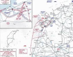 Ww1 Map Of Wwi Baltic Islands Oct 10 20 1917