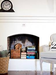 How To Decorate A Non Working Fireplace 10 Ways To Style A Fireplace And Mantel Hello Lovely