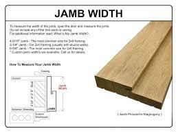 Installing Exterior Door Jamb Best Of Exterior Door Jamb Replacement Exterior Door Jamb Detail
