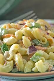Best Pasta Salad by Mom U0027s Best Macaroni Salad Kitchme