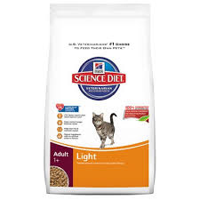 hill u0027s science diet light dry cat food 17 5 pound bag