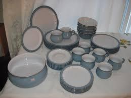 dinnerware discontinued denby dinnerware denby jet stripes