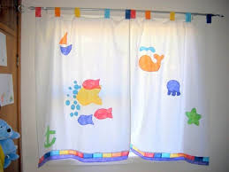 Disney Shower Curtains by Kids Disney Blue Curtains Decorating With Kids Curtains