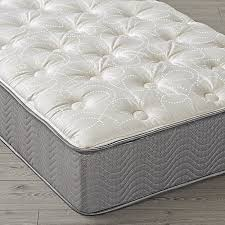 simmons beautysleep plush twin mattress the land of nod