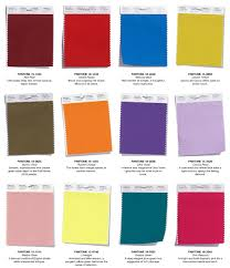 pantone color palettes the pantone color palette for the fall everyone s talking about