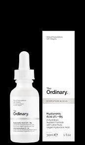 Salep Zink the ordinary hyaluronic acid 2 b5 30ml