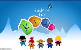 fedoraforkids fedora project wiki