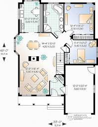 starter house plans house plan w3210 detail from drummondhouseplans com