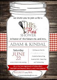 coed bridal shower coed wedding shower themes