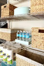 organized garage shelves lowes creator
