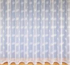 Cream Lace Net Curtains Lace Net Curtains Ebay