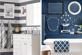 bathroom wall ideas 7 easy bathroom wall ideas pottery barn