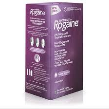 rogaine women u0027s minoxidil hair loss treatment solution 1 month