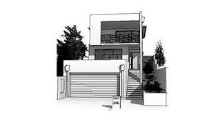 narrow lot home designs narrow lot homes 4 ways to live large in a narrow house home genius