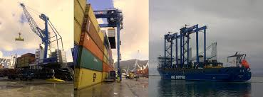 bejaia mediterranean terminal takes delivery of two rubber tyred
