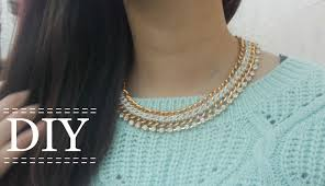 diy jewelry statement necklace images Diy statement necklace jpg