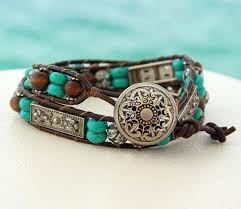 girls leather bracelet images 3 beautiful leather bracelet jpg