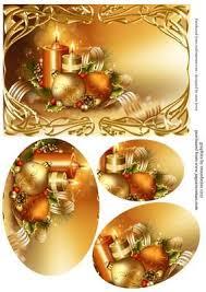 128 best decoupage 3d christmas images on pinterest 3d cards 3d