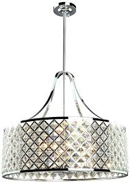 Drum Pendant Lights Fantastic Drum Pendant Lighting 1 Light Drum Pendant L