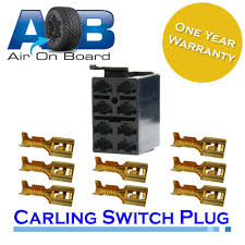 switch plug for carling u0026 narva type rocker switches