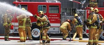 North Bay Fire Hall Ny by Los Angeles Fire Department