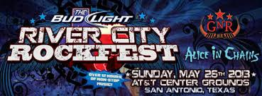 Bud Light River City Rockfest Memory Of A Melody Things That Make You Scream
