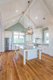 Lights For The Kitchen Ceiling by Ship Lap Ceilings And Can Lights For Kitchen Casitawah Kitchen